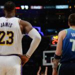 NBA – Le club all-time où seuls LeBron et Luka sont présents !