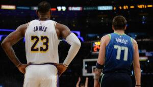 NBA – LeBron lâche 5 jeunes joueurs qu'il admire