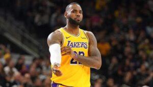 NBA – «Je suis sidéré qu'on parle d'autres joueurs que LeBron pour le MVP»