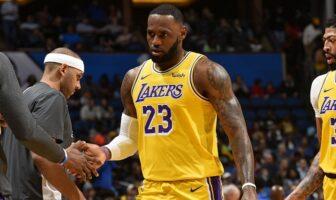2 coéquipiers qui ont secoué LeBron James