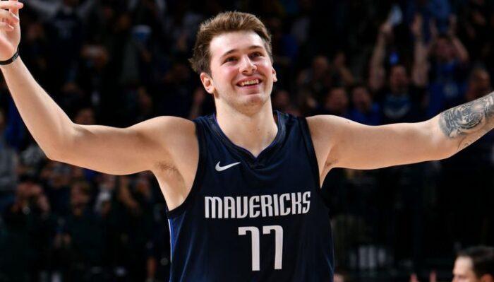 NBA - Nouveau trophée pour Luka Doncic !