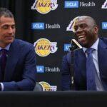 NBA – Magic réagit aux moves des Lakers… et fait une grosse annonce !