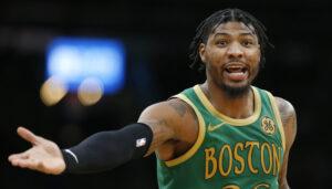 NBA – Inquiétude pour Marcus Smart