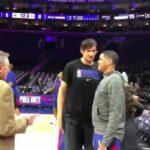NBA – La playlist spéciale de Boban pour ses retrouvailles avec Tobias Harris
