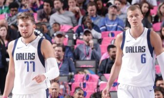 NBA - Les Mavs explosent les Pels... et signent une grande première