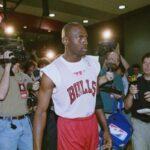 NBA – La légende que Michael Jordan a poussé à la retraite… lors d'un entrainement