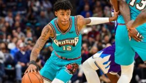 NBA – Le duo Morant/Valancunias sort une perf très rare dans l'histoire