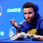 NBA – Steph Curry s'en prend à la NFL après sa récente décision