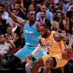 NBA – « Miami n'est pas censé battre les Lakers. LeBron va gagner son 4ème titre »
