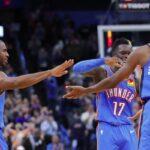 NBA – Le Thunder met 3 gros joueurs sur le marché !