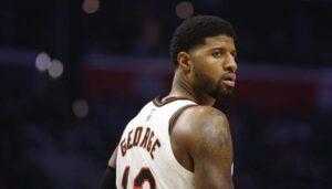 NBA – Paul George incisif sur son ennemi du Jazz : « Je me fous de lui »