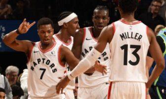 L'hallucinante stat sur le comeback historique de Toronto