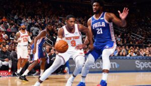 NBA – RJ Barrett favorable au renvoi de David Fizdale ?