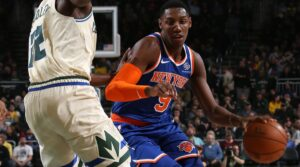 NBA – Fizdale tacle Giannis pour justifier la piètre performance de RJ Barrett