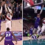 NBA – Les 2 grosses actions défensives de Rudy Gobert dans le money-time