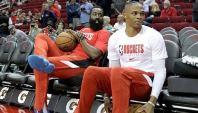 NBA – Stephen A. Smith révèle ce que Westbrook lui a dit sur lui et Harden