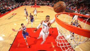 NBA – Nouveau triple-double de Russell Westbrook qui dépasse Tony Parker