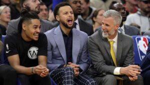 NBA – Les Warriors ont choisi qui ils vont prendre à la Draft selon Perkins !