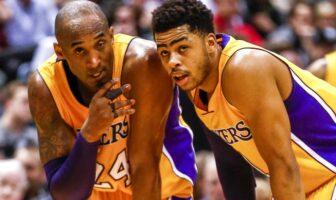 D'Angelo Russell s'en veut de pas avoir écouté Kobe Bryant