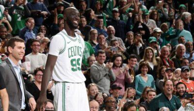 NBA – Tacko Fall 3ème d'un drôle de classement, Giannis en tête !