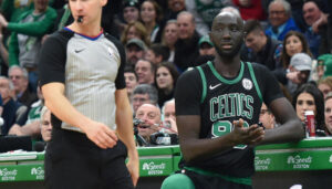 NBA – Le cri du coeur de Tacko Fall