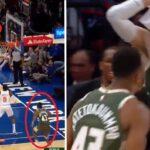 NBA – Thanasis Antetokounmpo lâche une énorme claquette au Garden