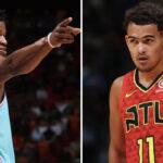 NBA – Jimmy Butler envoie un giga troll à Trae Young