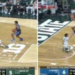 NCAA – Tre Jones de Duke signe l'action humiliante de l'année !