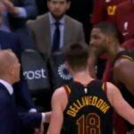 NBA – Agacé par un coéquipier, Tristan Thompson s'énerve sur son coach
