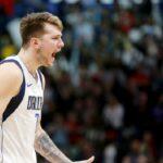 NBA – Luka Doncic cible un compartiment à améliorer