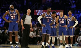 Obsession des Knicks pour se renforcer