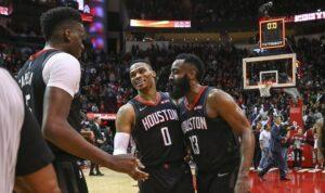 NBA – Les Nets repoussent une offre de Houston