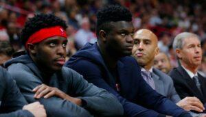 NBA – « L'arme ultime » : le joueur qui peut terrasser Zion Williamson
