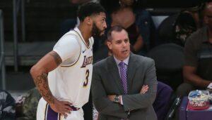 NBA – L'étonnant reproche d'un Laker à Frank Vogel