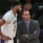 NBA – Frank Vogel révèle le plus gros challenge concernant Anthony Davis
