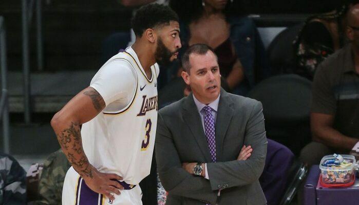 NBA Anthony Davis est conquis par son coach