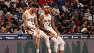 NBA – Lonzo et Ingram réagissent à leur retour à Los Angeles