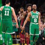 NBA – Un joueur de Boston fait un pari fou si 3 Celtics sont All-Stars