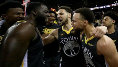 NBA – Pourquoi les Warriors bénéficieraient énormément d'une reprise en décembre