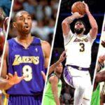 NBA – Etre comparés à Kobe & Shaq ? LeBron et AD répondent cash