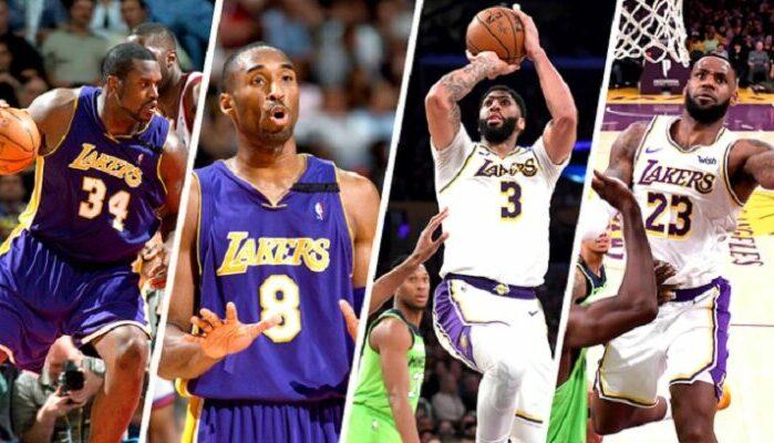Shaq relance débat sur Kobe-Shaq vs LeBron/Davis