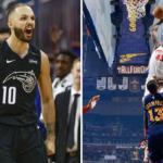 NBA – Les Français de la ligue réagissent à l'énorme dunk de Doumbouya