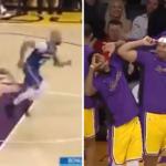 NBA – Alex Caruso soulève le Staples Center et explique sa nouvelle célébration