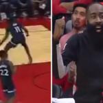 NBA – Westbrook sort le Shammgod move… et fait danser Harden !