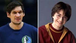 NBA – Boban se pointe à la salle… déguisé en Harry Potter