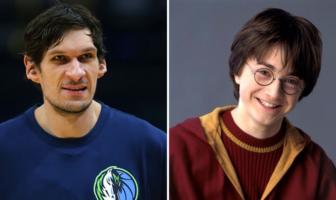 Boban se transforme en Harry Potter