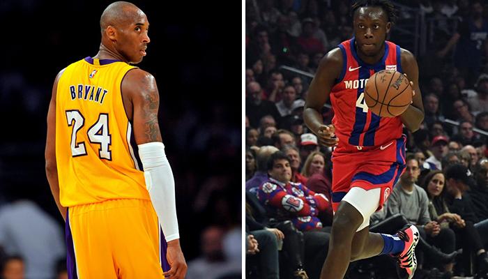 Sekou Doumbouya rejoint le seul Kobe Bryant dans l'histoire