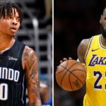 NBA – LeBron James réagit à l'énorme perf victorieuse de Markelle Fultz