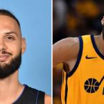 NBA – Fournier et Poirier trollent la nouvelle collab' de Rudy Gobert !