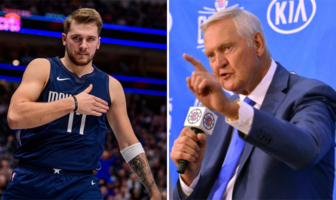 Jerry West complimente Luka Doncic